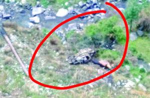 नेरवा में बोलेरो गिरी, 6 की मौत