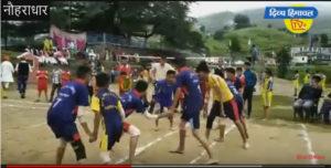 आल राउंड बेस्ट का खिताब डीएवी पब्लिक स्कूल के नाम – दिव्य हिमाचल वेब टीवी