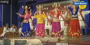 मैसूर में सिरमौरी संस्कृति की झलक, चूड़ेश्वर लोक नृत्य को मिली वाहवाही