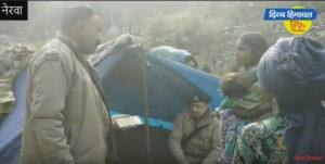 नेरवा में पांच दुकानों के ताले तोड़, प्रवासी महिलाएं थाने तलब।