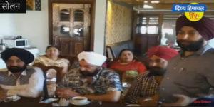 सोलन में पहली से सजेगा महान कीर्तन दरबार, मुंबई दिल्ली पहुंचेगी संगत