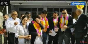 कुल्लू बार एसोसिएशन की कमान संजय ठाकुर को