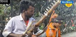 जब राउंथा की तारों को स्पर्श करती हैं पाली की अंगुलियां ।