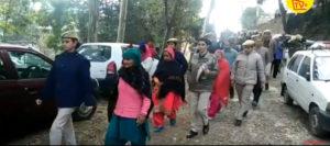सरकाघाट प्रकरण में डरे सहमे कोर्ट पहुंचे आरोपी, 14 दिन के रिमांड पर भेजे