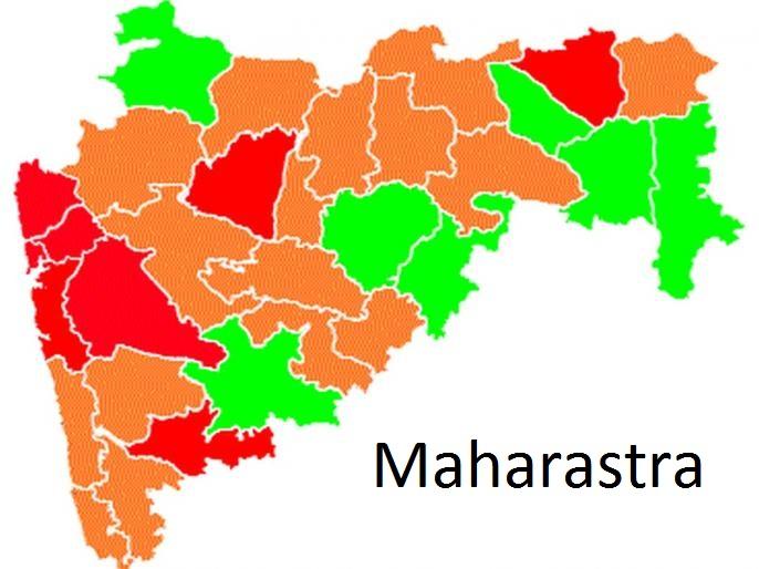 महाराष्ट्र, तमिलनाडु और राष्ट्रीय राजधानी दिल्ली में 57.42 प्रतिशत कोरोना संक्रमित
