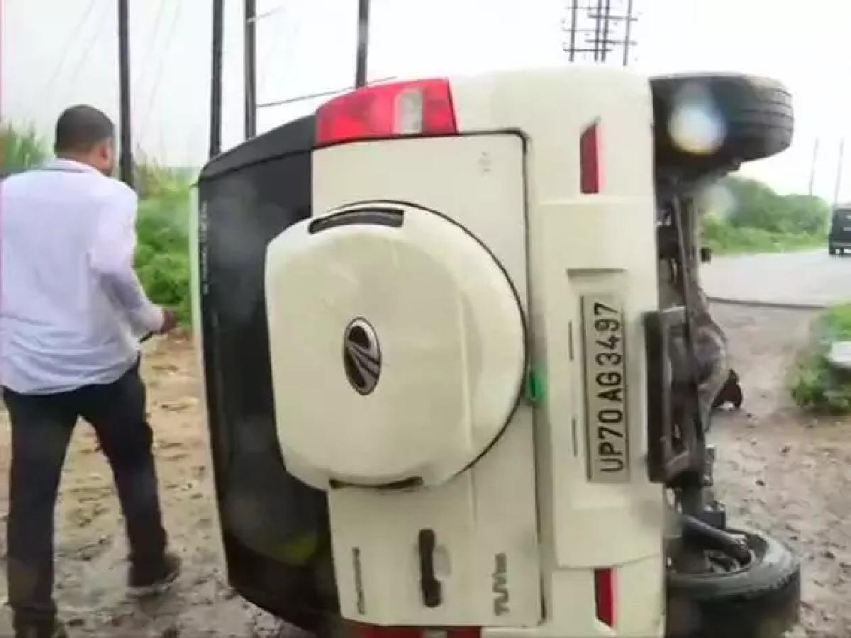 पुलिस मुठभेड़ में विकास दुबे ढेर, कानपुर में भागने की फिराक में मारा गया बदमाश