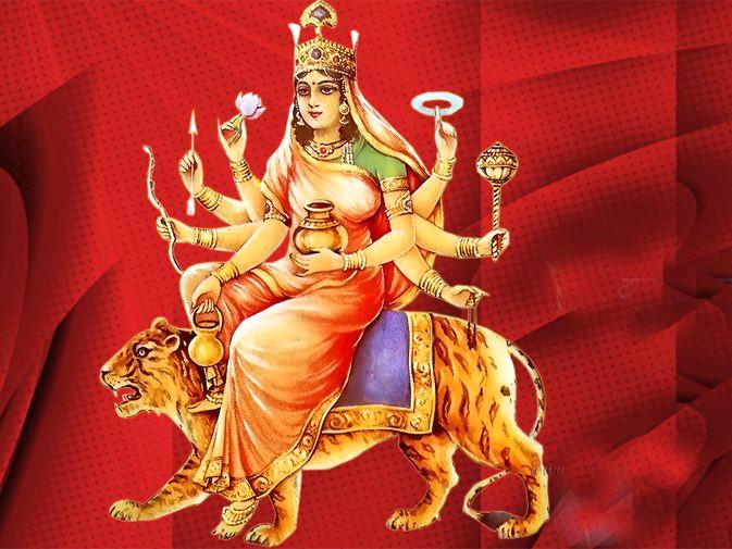 Navratri 2020 : कुष्मांडा मां दुर्गा की चौथी शक्ति की पावन कथा