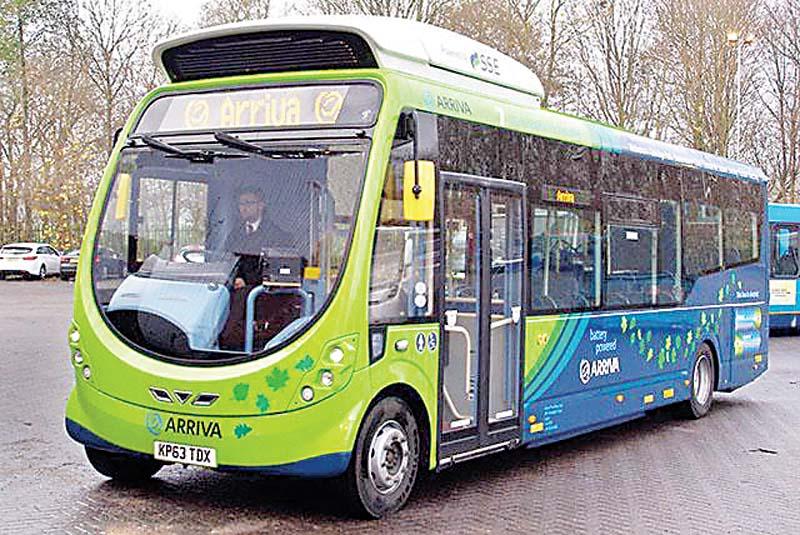 Electric buses: लाहुल की सड़कों पर दौड़ेंगी इलेक्ट्रिक बसें