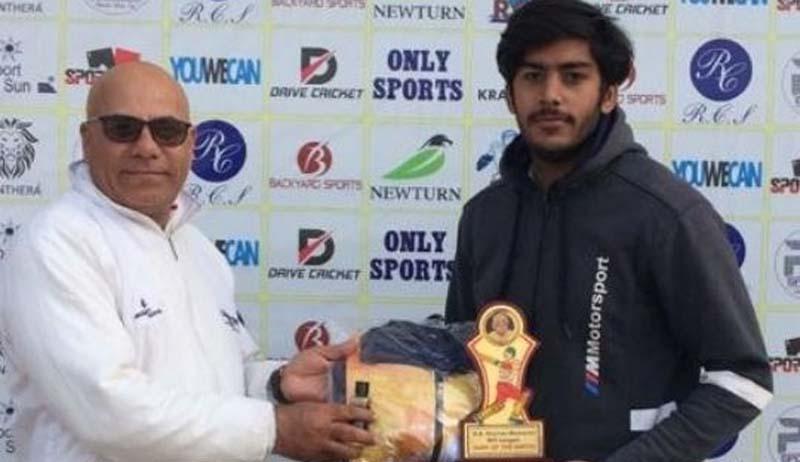 एलबी शास्त्री बीआर शर्मा क्रिकेट के फाइनल में, सेमीफाइनल में इस टीम को आठ विकेट से दी मात