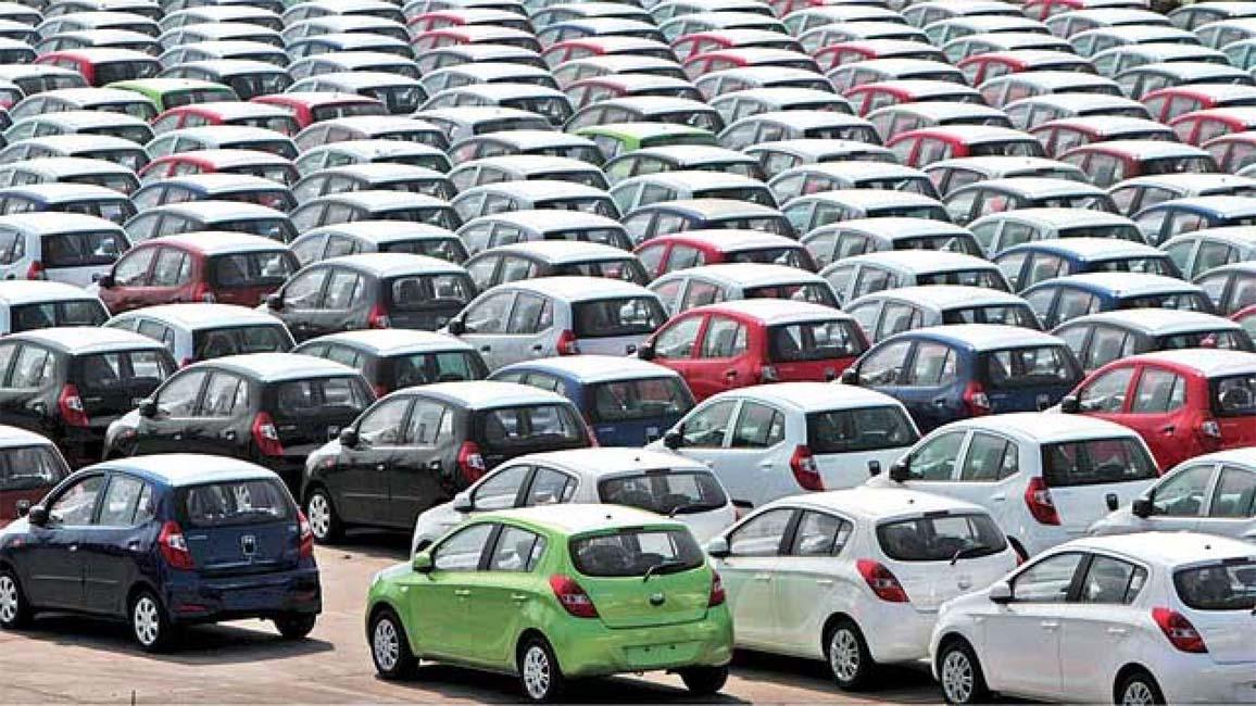 मई में 65 प्रतिशत घटी वाहनों की बिक्री