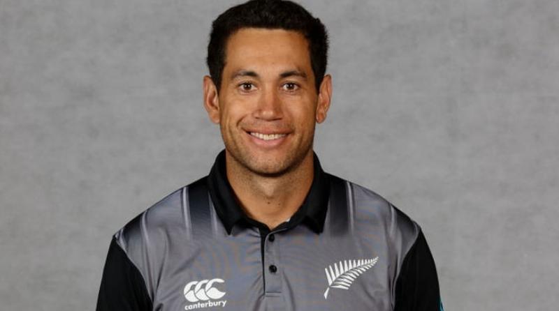 इंग्लैंड दौरे से पहले चोटिल हुए न्यूजीलैंड के दिग्गज बल्लेबाज रॉस टेलर, प्रैक्टिस में हाथ पर लगी चोट