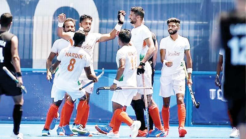 हाकी में भारत का विजयी आगाज़, गोलकीपर श्रीजेश का शानदार प्रदर्शन, 3-2 से हराया न्यूजीलैंड