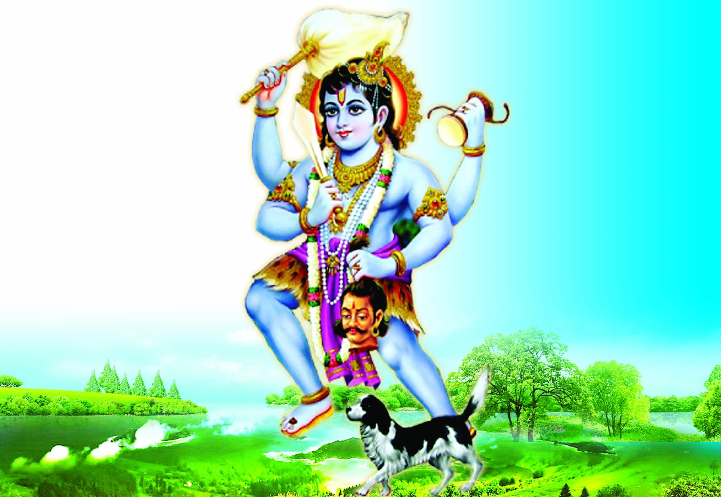 भोलेनाथ के भैरव रूप को समर्पित है कालाष्टमी